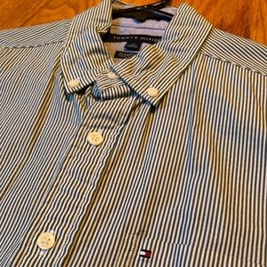 Tommy Hilfiger Button Down Mens Small